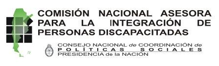 Logo Conadis